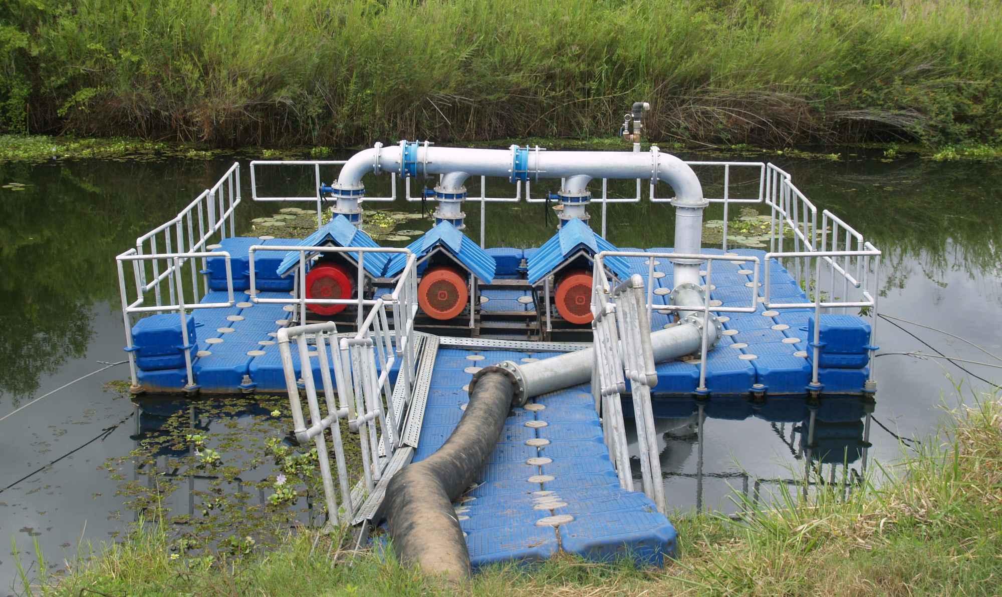 Irrigação PROIRRI